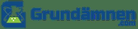 Grundämnen.com logotyp